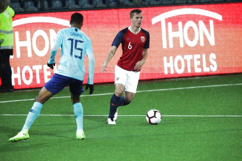 Johan fikk tjue minutter som innbytter da U21-landslaget møtte Nederland på Marienlyst i fjor høst. Den gangen endte det med 4-0-tap.