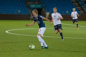 Andreas Rosendal Nyhagen, Team SIF mot Eidsvold Turn