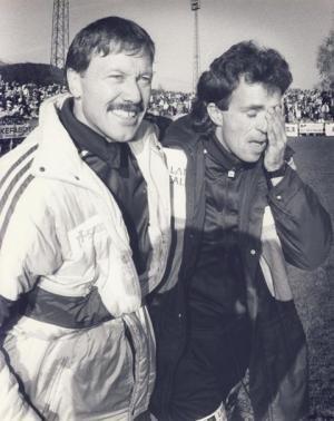 Einar Sigmundstad og Harald Ramsfjell