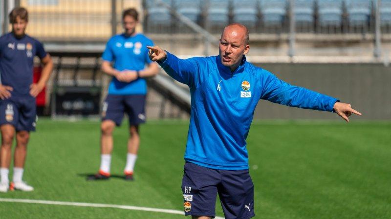 Henrik Pedersen er aktiv på feltet.