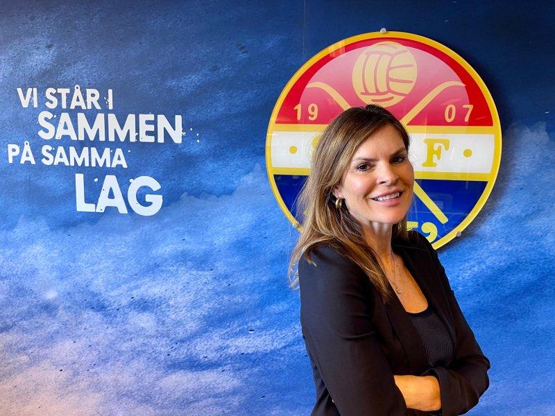 Fungerende styreleder Elisabeth Lohk
