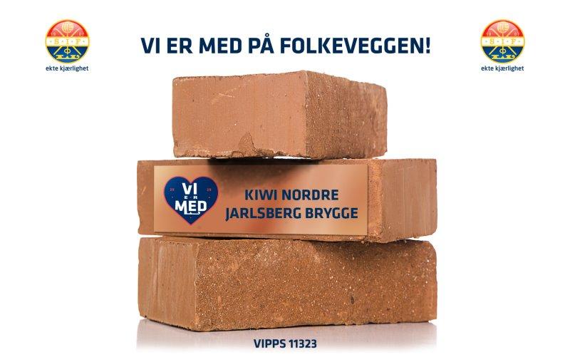 Kiwi Nordre Jarlsberg Brygge