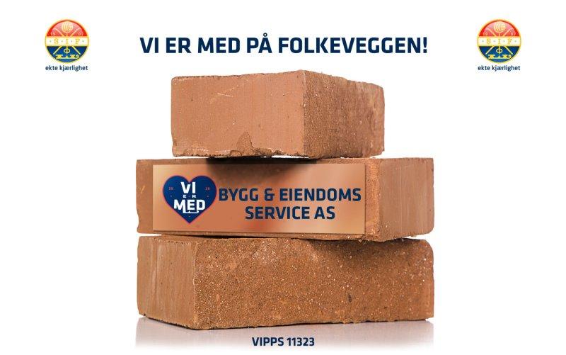 Bygg & Eiendoms Service AS