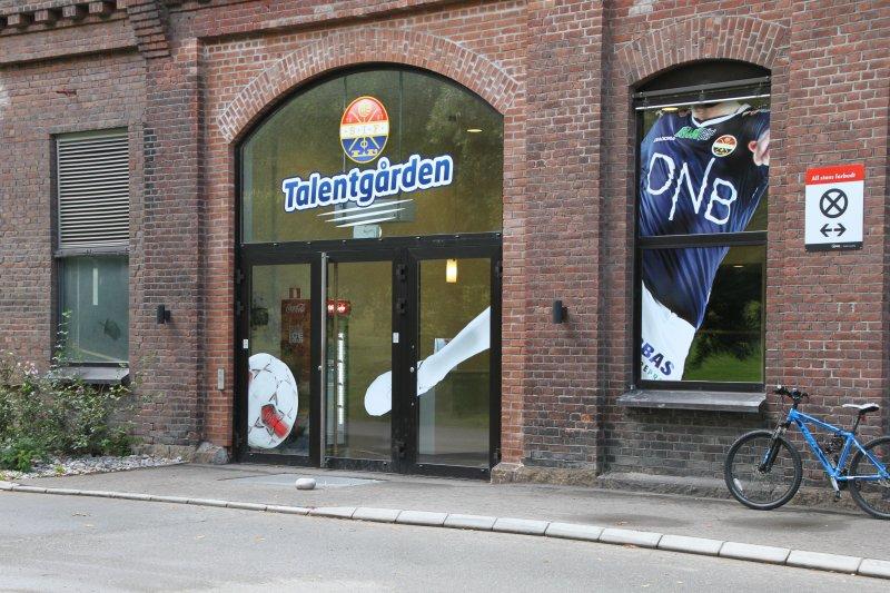 Talentgården på Gulskogen