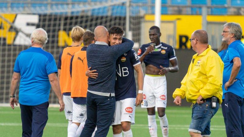 Henrik P gleder seg over uttaket og utviklingen til de unge spillerne i troppen.
