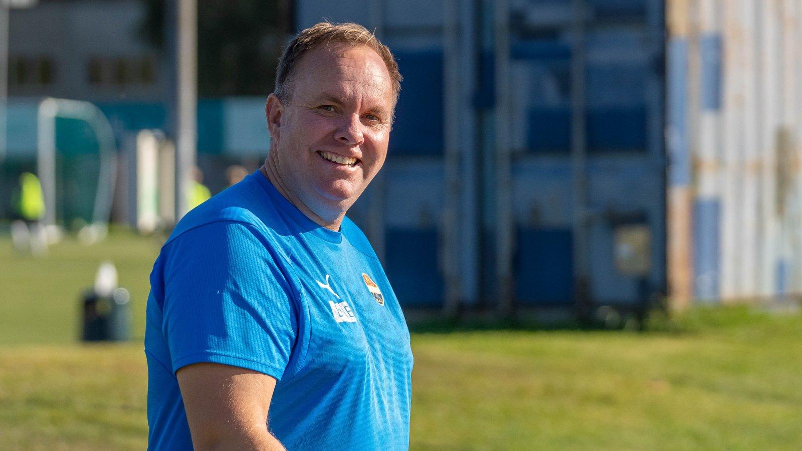 Utviklingssjef Harald Johannessen